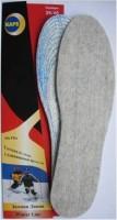 1620 Стельки зимние из шерстяной ткани с фольгой. - Интернет-магазин  ортопедической обуви Орто-Урал, Екатеринбург